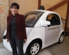 Secretary Penny Pritzker with the Google Self-Driving Car