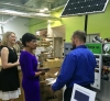 Secretary Pritzker Visits Greentown Labs in Boston, Nation's Largest Cleantech Incubator