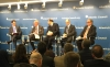 Under Secretary Stefan M. Selig discusses the importance of exports as part of a panel discussion hosted by the Atlantic Council