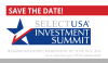 Save the Date: 2016 SelectUSA Investment Summit