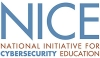 Logo for NIST-led National Initiative for Cybersecurity Education (NICE)