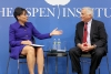 Secretary Pritzker and Aspen Institute CEO Walter Isaacson at CTWP Launch in April 2015