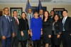 Commerce Secretary Penny Pritzker with MBDA Employees in New Orleans