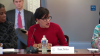 U.S. Secretary of Commerce Penny Pritzker Delivers Opening Remarks at the Final Obama Administration Meeting of the President's Export Council (PEC) at the White House.