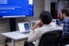 Secretary Pritzker explores Commerce data in a coding course at Galvanize