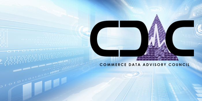 Commerce Department's Data Advisory Council banner