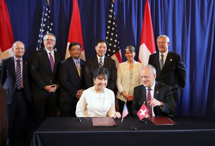 Secretary Pritzker Signs Joint Declaration with Swiss Vice President to Expand Workforce Development Programs