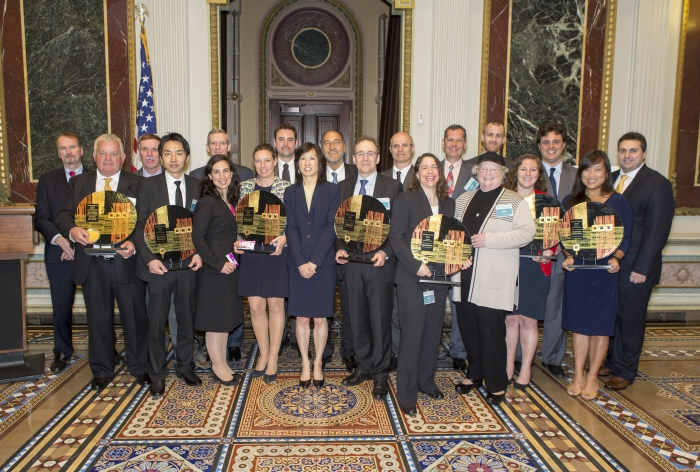 Patents for Humanity Winners Awarded at the White House