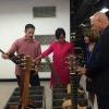 Secretary Pritzker tours Taylor Guitars in El Cajon, CA