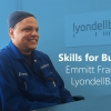 Skills for Business: Emmitt Franklin, LyondellBasell