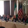 Secretary Pritzker hosts a roundtable with the American Business Council in Lagos, Nigeria