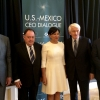 Secretary Pritzker and others at the Sixth Annual U.S.-Mexico CEO Dialogue