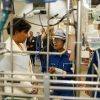 Secretary Pritzker meets with operators at LyondellBasell's training facility