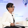 Secretary Pritzker Moderates the Women's Entrepreneurial Leadership Armchair