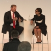 Siemens CEO Spiegel and Secretary Pritzker hold armchair discussion at Hannover Messe