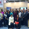 Secretary Pritzker with MBDA National Director Castillo and Hannover Messe delegation