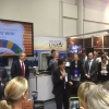 Secretary Pritzker kicks off the Partner Country USA reception at Hannover Messe