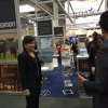 Secretary Pritzker visits Kentucky's booth at Hannover Messe
