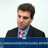 PAGE Ambassador - Brian Chesky of Airbnb