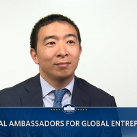 PAGE Interview - Andrew Yang