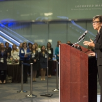 U.S. Secretary of Commerce Penny Pritzker Delivers Keynote Address at 13th Annual Lockheed Martin Women's Impact Network Leadership Forum