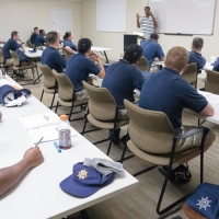 Photo of Worker Training in Classroom Setting