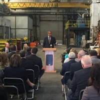 U.S. Assistant Secretary for Economic Development Jay Williams Announces Grants to Help Coal-Impacted Communities in Salt Lake City, Utah.
