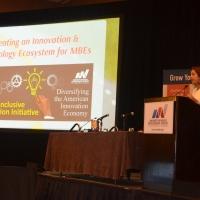 MBDA National Director Alejandra Castillo Speaks About the MBDA Inclusive Innovation Initiative