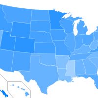 Graphic on Internet Use from Any Location by State from 1998--2015.