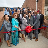 On November 2, 2016, the city of San Antonio, Texas community leaders and elected officials celebrated the grand opening of the 56,000-square-foot Eastside Education & Training Center (EETC).